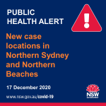 NSW Public Health Alert
